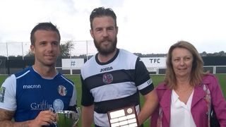 Stan Veness Memorial Trophy Shared