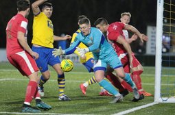 Tilbury Slip in to Play Off Places