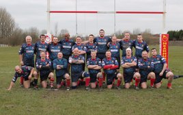 ORUFC 3rd XV v Stockport 4's