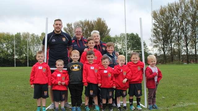 Oldham U6 - Rugby Minis