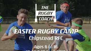 Easter Rugby Camp @ Chipstead RFC