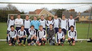 U17 2010-11 Squad Photo