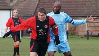 KIFL Fixture - (A) Seven Acre & Sidcup FC - 7th Jan 2012