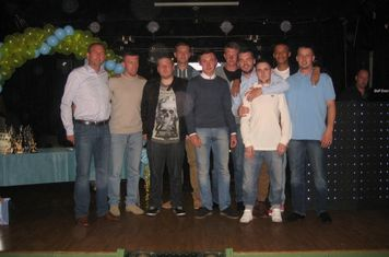 Meridian FC Sunday - Runners Up