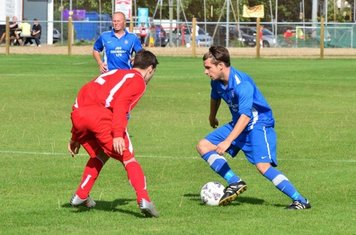 No look in, has players struggles to by pass defender!
