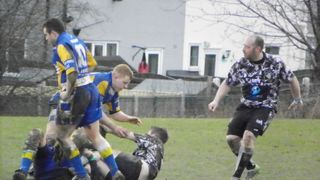 DVB v Queensbury 16/3/13