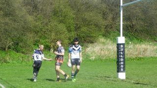 Dearne Valley Bulldogs U15s v Scarborough u15s