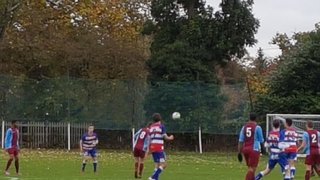 PTFC Reserves in Action Against Sydenham Sports