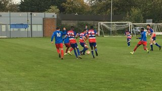 PTFC Res VS Bridon Ropes Pic