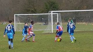 PTFC U14's VS Junior Bromleians