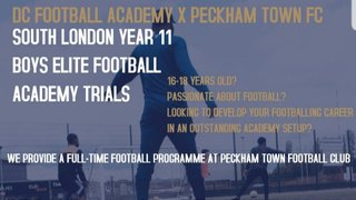 ACADEMY FOOTBALL OPPORTUNITIES