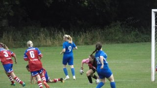 Peckham Town Ladies VS Baldon Sports