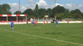 U21's V Atherstone Town 26-08-17