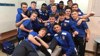 Under 18s Juniors - Midland Floodlit Youth League