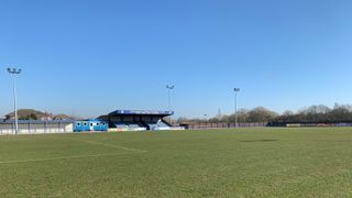 Blues take on the Dynamo at Grange Park on Saturday 2nd March - kick-off 3pm