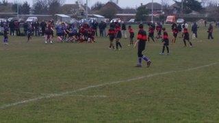 Under 13's First Game - Romford & Gidea Park