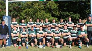 2nd team v Ilkley 21-09-19