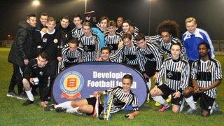 Tilbury U16 vs Hornchurch U16 Essex County Cup Final