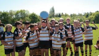 TringRugby U12s on Tour