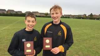 U13s Players of the Month - September 18