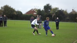 Rustington vs EUAFC - SCFL Division Two - Saturday 3rd November 2012