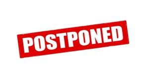 United Postponed Once Again