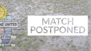 Chichester City Fixture Postponed