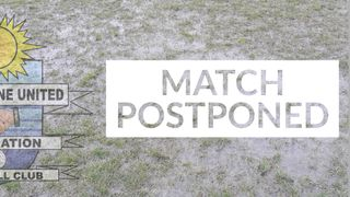 Chichester City Fixture Postponed