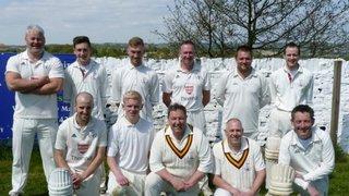Rastrick 2nds v Thurstonland 2nds 3/5/2014
