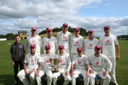 Vickers Dominant in Final Game