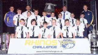 Rhinos Challenge U11's