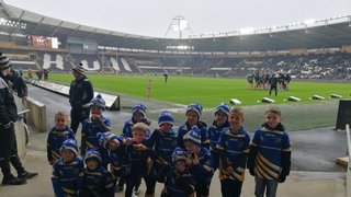 Young Braves Enjoy an Easter Trip to the KCOM
