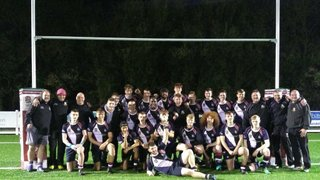 Bedford Blues Athletic Colts 34 -23 Ampthill Colts