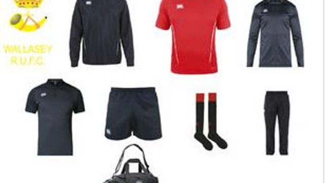 Wallasey RUFC Stash Website