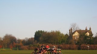 Aire 2nds vs Roundhegians 3rds 19/11/11