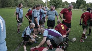 Aire 2nds vs Heath 2nds 29/9/12