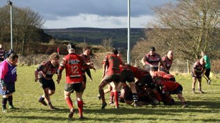 Aire 2nds vs Baildon 2nds 5/3/16