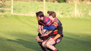 Aire Wharfe Plate Final 26/4/16 Aire vs B&B 2nds