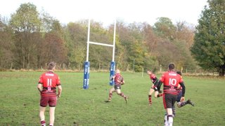 Aire 2nds vs Hudds YMCA 12/11/16