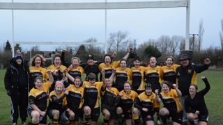 11-01-15 Leigh Ladies v Southport Victory