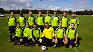WWFC 1st Team v Old Bromleians
