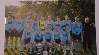 1st Team Cup Double 2007