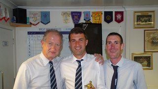 WWFC Annual Dinner & Presentation 4th May 2014