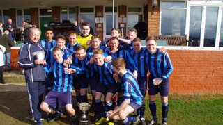 AFA Int Surrey Kent Cup Final 28 Mar 15 WWFC v Old Sals - All Pictures