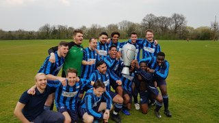 Fives celebrate title - Threes on the verge.
