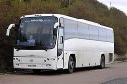 Coach to Eastleigh