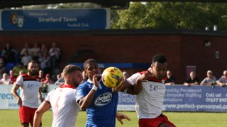 Stratford Town v Kettering Town pictures by Granty