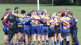 U21's v Dorking (April 2015)