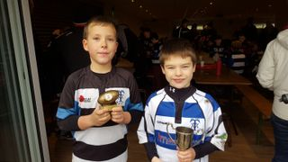 U10's Players of the Day