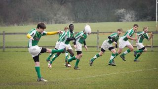 08-01-12 Horsham U14's vs. Upminster